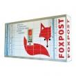 FoxPost Csomagautomata - Budagyöngye