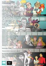 Nyári animációs tábor gyermekek részére a Pannónia Stúdióban