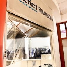 Ametiszt Ruhatisztító Felvevőhely - Rózsadomb Center