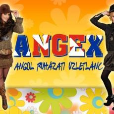 Angex Angol Használt Ruha - Margit körút
