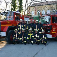 Budavár-Rózsadomb Önkéntes Tűzoltó Egyesületek