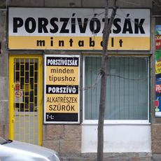 Domado Porszívózsák Mintabolt - Török utca