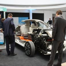 Elektromobilitás Látogatóközpont - Millenáris (Forrás: smarturban.blogstar.hu)