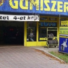 Good Gumiszerviz - Pusztaszeri út