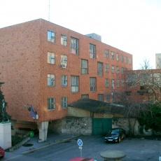 II. kerületi Rendőrkapitányság (Fotó: egykor.hu)