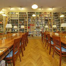 KSH Könyvtár (Fotó: Weisz Tamás)