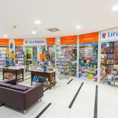 Líra Könyváruház - Rózsakert Bevásárlóközpont