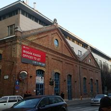 Margit Palace Irodaház (Fotó: cai)