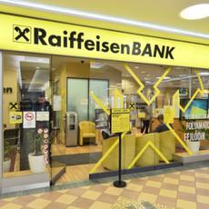 Raiffeisen Bank - Mammut I.