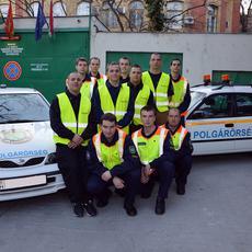 Rózsadomb Polgárőrség