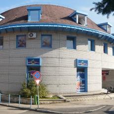 Széphalom Üzletház / Széphalom Gourmand Ház Bevásárlóközpont (Fotó: dinam.hu)