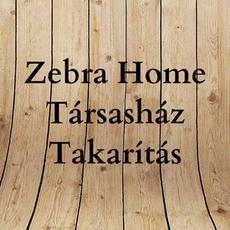 Zebra Home Takarítás