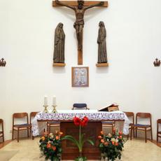 Császárfürdői Szent István Király Kápolnaigazgatóság (Fotó: Thaler Tamás)