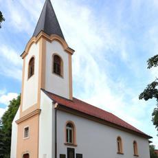 Pesthidegkút-Ófalui Sarlós Boldogasszony templom (Fotó: Thaler Tamás)