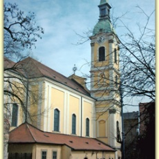 Újlaki templom