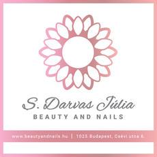 S. Darvas Júlia - Beauty and Nails