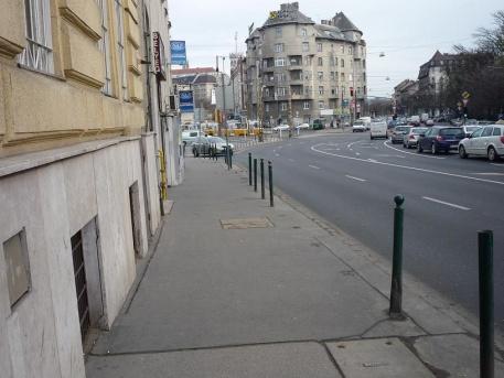 A Retek utcai kereszteződés