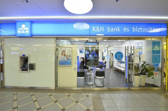 II. kerület | K&H Bank ATM - Mammut I. (1.)
