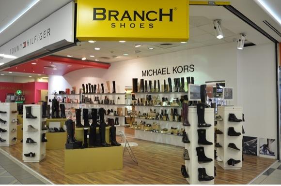 40536e70a27c Branch Shoes - Mammut I.