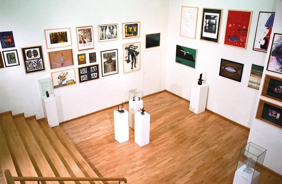 Tizenéves galériák
