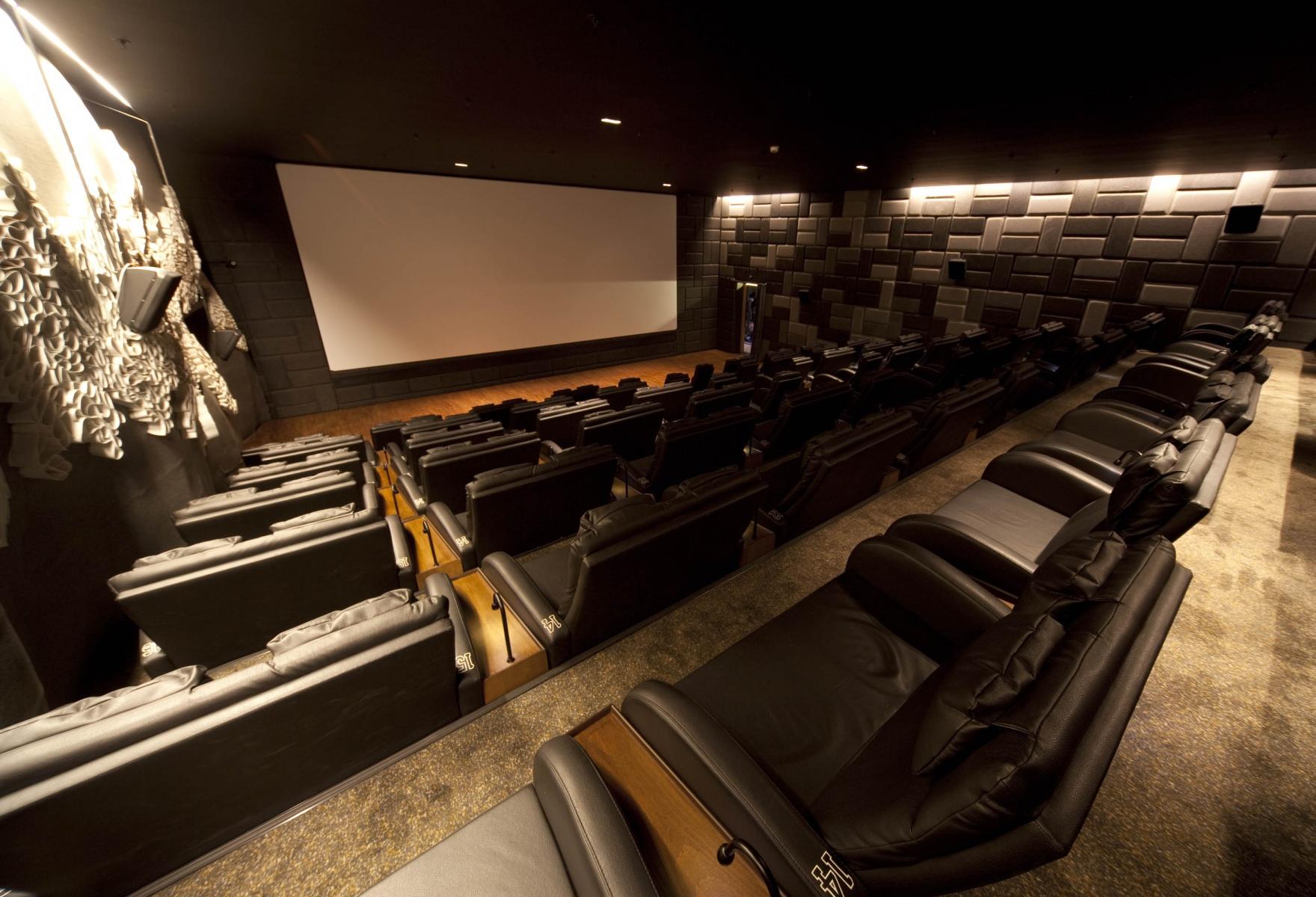 A Cinemapink egyik terme külföldön (Fotó: player.hu)