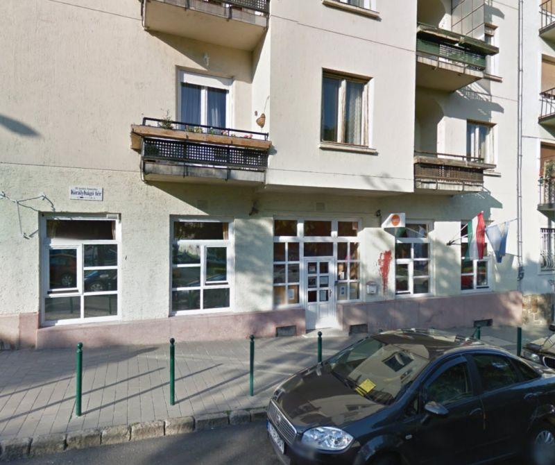 A XII. kerületi Fidesz irodánál lehet időpontot kérni telefonon (fotó: google térkép)
