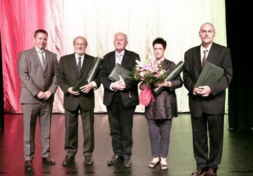 A tavalyi kitüntetettek, kép: masodikkerulet.hu