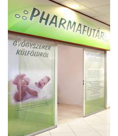 pharmafutár